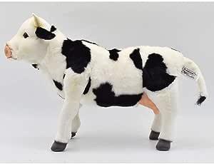 HANSA ハンサ ぬいぐるみ 4775 メス牛44 STANDING COW