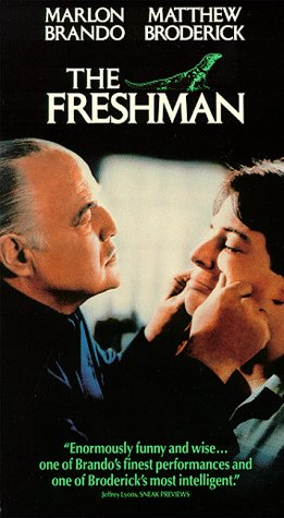 The Freshman [VHS] [Import]