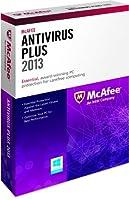 McAfee Antivirus Plus 1PC 2013 (free upgrade to 2015 /2016) [並行輸入品]