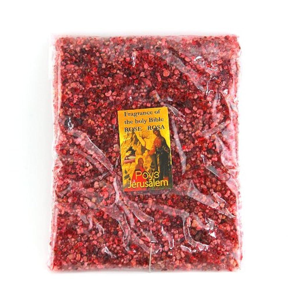 多数の典型的な明確な100 %天然お香ローズの香りエルサレム純正Fragrance 3.52 Oz