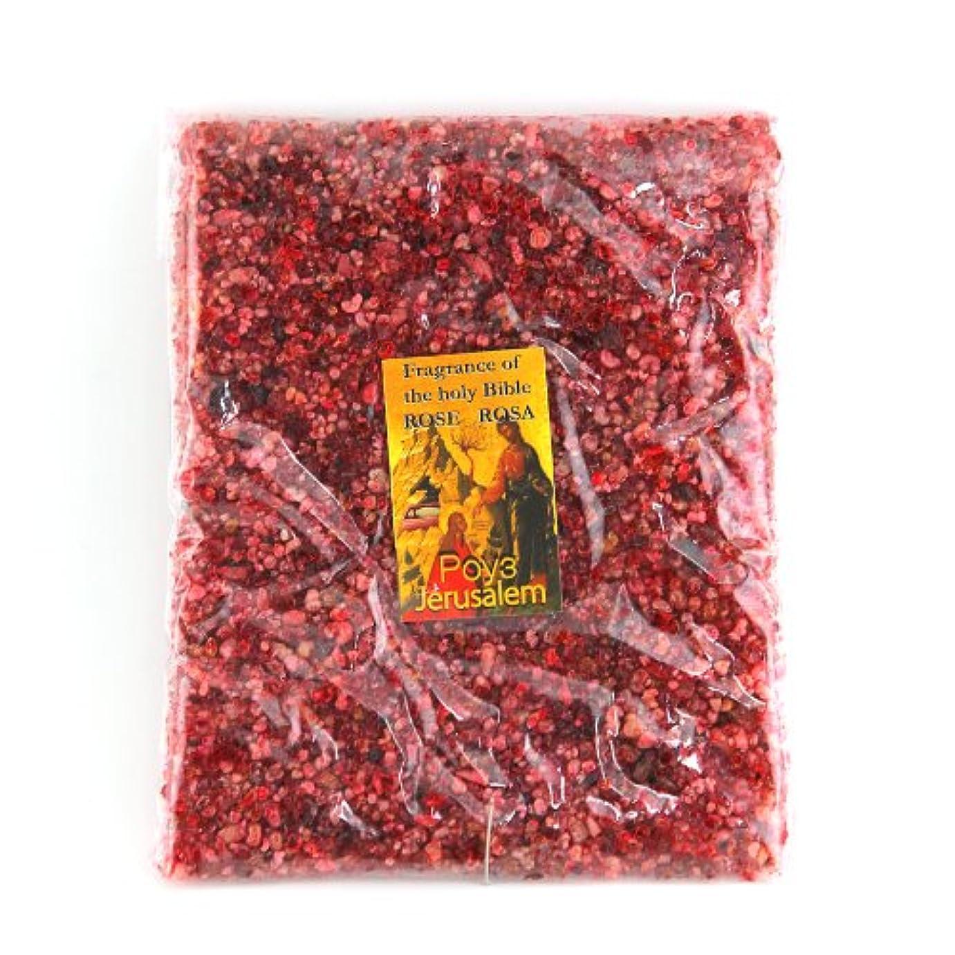 確認する傭兵援助する100 %天然お香ローズの香りエルサレム純正Fragrance 3.52 Oz