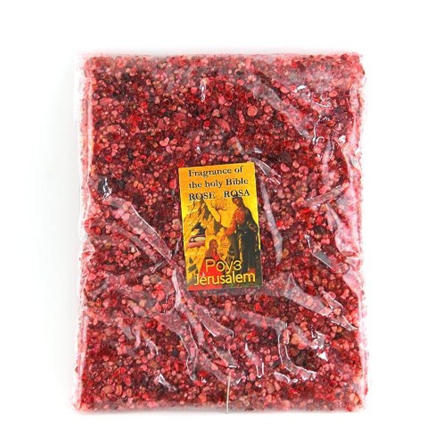 一方、ダーベビルのテス一方、100 %天然お香ローズの香りエルサレム純正Fragrance 3.52 Oz