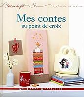 LTA 「Mes contes au point de croix」 刺しゅう作品・図案集-フランス語