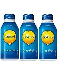 サントリー GOKURI グレープフルーツ 400g×3本