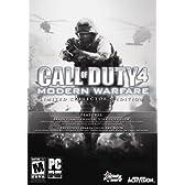 Call of Duty 4: Modern Warfare Collector's Edition (コールオブデューティ4 モダン・ウォーウェア :輸入版:北米)