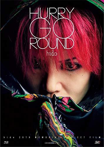 HURRY GO ROUND(初回限定盤A)[Blu-ray]