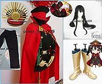コスプレ衣装 Fate/Grand Order 織田信長+手袋+wig+靴 全セット