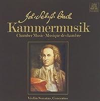 J.S.バッハ:ヴァイオリン・ソナタ集 協奏曲BWV1062R BWV1055R