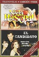 AMBICION Y PODER (EL CANDIDATO & NADA PERSONAL)