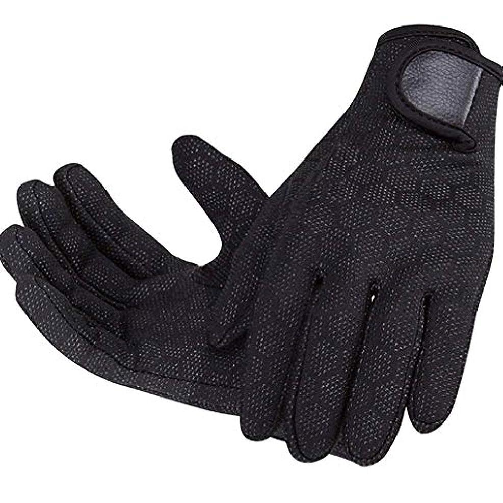 ポジションドレス感謝している防护用品 スイミングダイビング手袋耐傷性滑り止め摩耗粒子スノーケリング暖かい手袋屋外用手袋
