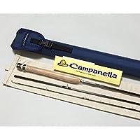 カムパネラ クラシックライト 3pcs 小渓流で使いやすいライトなロッド!初心者からベテランまで!