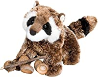 Patch Raccoon 7 by Douglas Cuddle Toys by Douglas Cuddle Toys