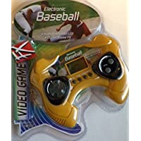 Electronic Baseball Video Game, Handheld [並行輸入品]