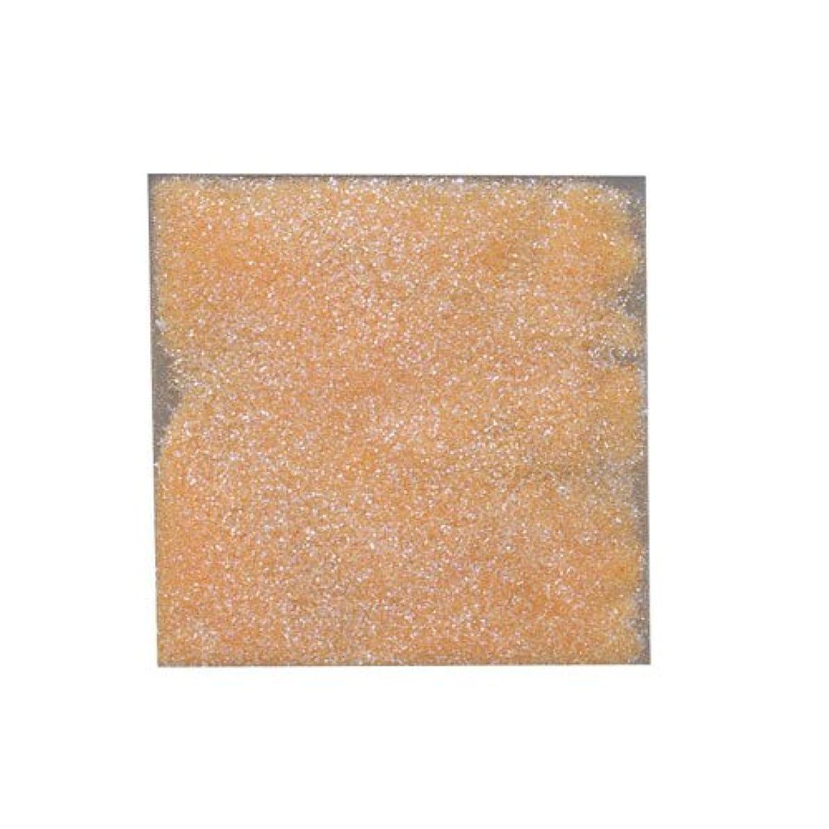 スマイルシングルクレタピカエース ネイル用パウダー ラメカラーオーロラB 耐溶剤 S #532 オレンジ 0.7g