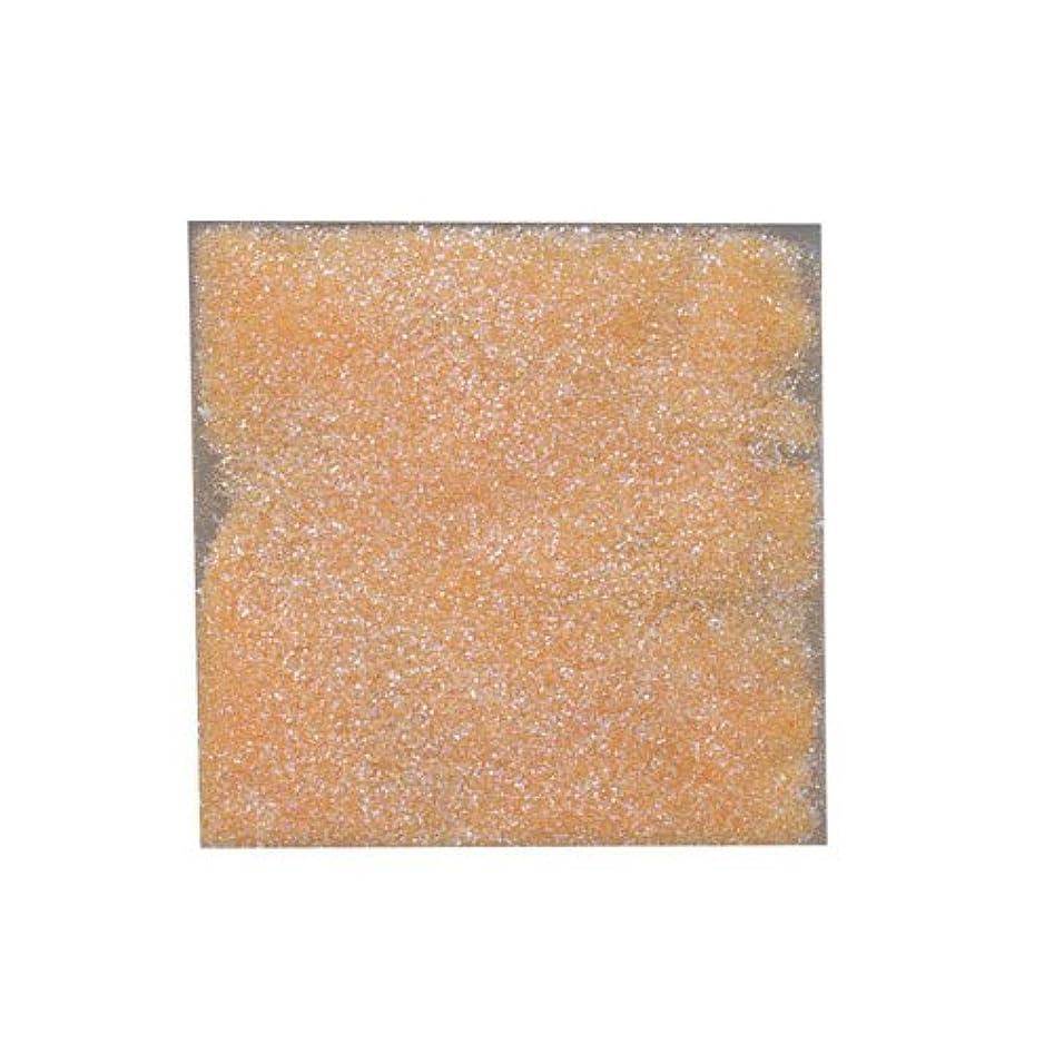 ドール熟練したライナーピカエース ネイル用パウダー ラメカラーオーロラB 耐溶剤 S #532 オレンジ 0.7g