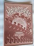 映画パンフレット ヘアースプレー B5サイズ・8つ折りタイプ映画パンフレット ジョン・ウォーターズ監督 ディヴァイン リッキー・レイク デボラ・ハリー