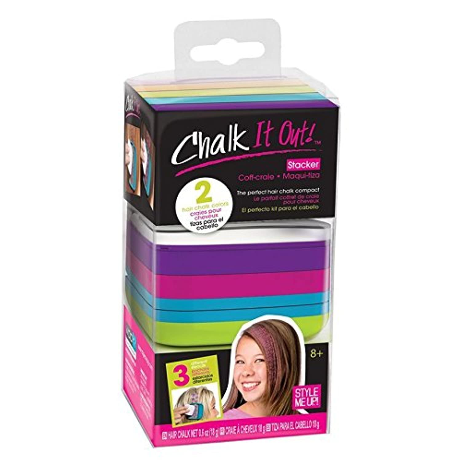 Style Me Up Chalk It Out Stacker