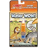 Melissa & Doug On The Go Water Wow! Water-Reveal Activity Pad - Safari