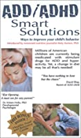 Add Adhd: Smart Solutions [DVD]