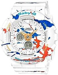 日亚: 卡西欧(CASIO) BABY-G BA-120SPL-7AJF 涂鸦系列女士运动腕表 ¥900