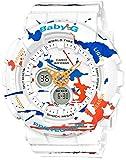 [カシオ] 腕時計 ベビージー スプラッターパターンシリーズ BA-120SPL-7AJF