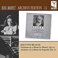 Variations & Fugue on a Theme By Handel Op. 24/Var