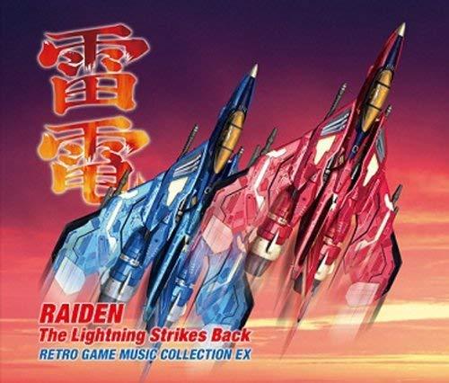 雷電 The Lightning Strikes Back RETRO GAME MUSIC COLLECTION EX