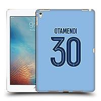オフィシャルManchester City Man City FC Nicolás Otamendi 2017/18 プレイヤーズ・ホームキット グループ 2 iPad Pro 9.7 (2016) 専用ハードバックケース