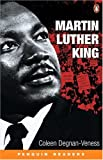 *MARTIN LUTHER KING PGRN3 (Penguin Readers, Level 3)