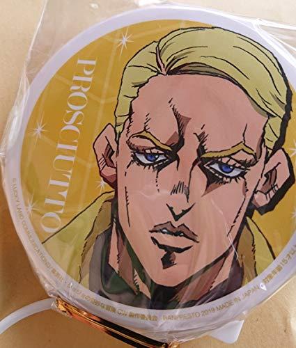 ジョジョの奇妙な冒険 黄金の風 セガ プライズ 缶バッジ プロシュート