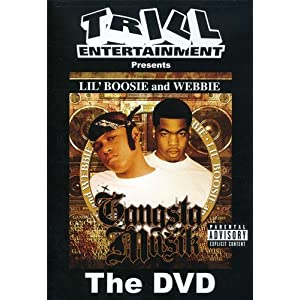 Gangsta Music [DVD] [Import]