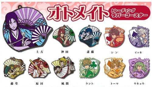 オトメイト トレーディングラバーコースター 全11種(薄桜鬼6種+アムネシア5種)