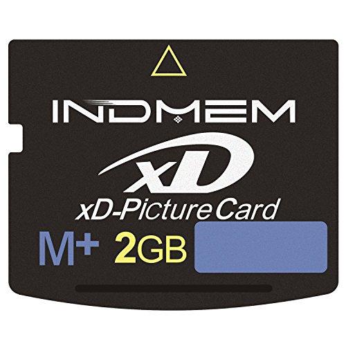XDピクチャーカード 2GB Type M+ xD絵カードタイプM + パソコン ビデオカード xD-Picture Card 2G XD Card xD ピクチャー メモリー カード に適してオリンパス OLYMPUS 富士 Fujifilm 富士フイルム デジタルカメラ