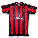 レプリカサッカー/フットサルシャツ●ACミラン 本田 ホーム半袖 10番 ホーム半袖●T1510