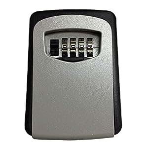 ◆複数の人間で鍵を共有できるセキュリティ キーボックス◆暗証番号 金庫 ダイヤル式◆