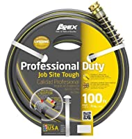 Apex 988VR-100 Contractor Work Site Tough 3/4-Inch-by-100-Foot Hose [並行輸入品]