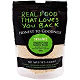 Honest to Goodness Organic Sesame Seeds Hulled, 200 Grams