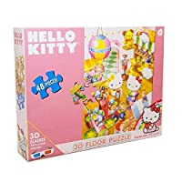 Hello Kitty 48 pc 3 - D Floorパズル