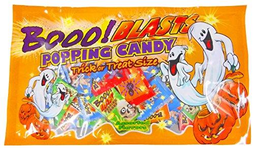 ハロウィン ポッピングキャンディ ミックスバッグ