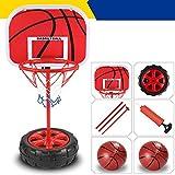 ミニ バスケットゴール 高さ調節可能 室内 屋外 バスケットボール 子供用 バスケ 練習