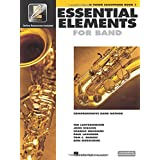Essential Elements for Band - Bb Tenor Saxophone Book 1 with EEi Bk/Online Media
