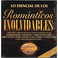 Esencial De Los Romanticos Involvidables