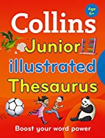 Collins Junior Illustrated Thesaurus [Second Edition] (Collins Primary Dictionaries)