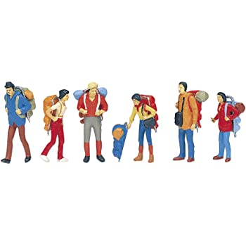 KATO HOゲージ 旅行者 1 6-506 ジオラマ用品