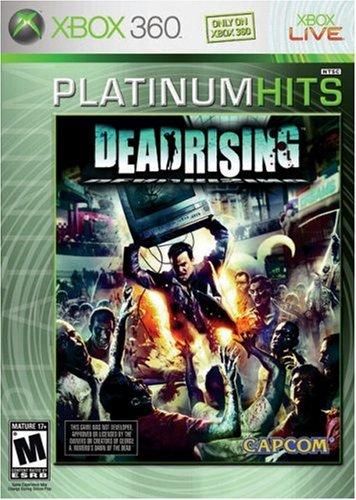 Dead Rising (輸入版) - Xbox360の詳細を見る