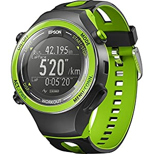 [エプソン リスタブルジーピーエス]EPSON Wristable GPS グリーン