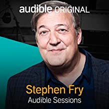 Stephen Fry - October 2018: Audible Sessions: FREE Exclusive Interview