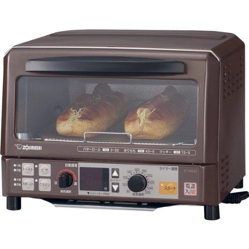 象印マホービン マイコンオーブントースター ET-RG25-TC