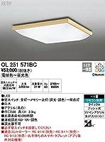 ODELIC(オーデリック) LED和風シーリングライト 調光・調色タイプ LC-FREE Bluetooth対応 【適用畳数:~6畳】 OL251571BC