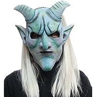 ハロウィーンテロリストマスク恐ろしいマスクゴーストマスクコスチュームパーティーコスプレラテックス